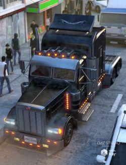 Big Bill Truck Iray