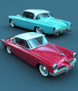 STUDEBAKER STARLINER 1953 (for VUE)