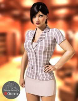 i13 Estate Agent's Outfit for the Genesis 3 Female(s)