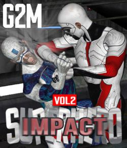 SuperHero Impact for G2M Volume 2