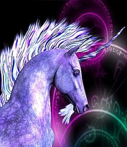 IM- Fantasy Unicorn- Chroma
