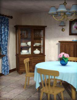 Toon Dining Room