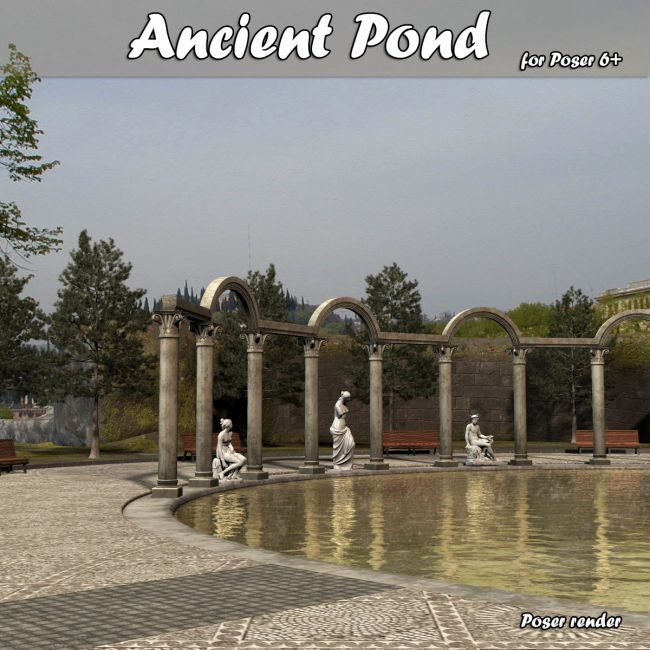AJ Ancient Pond