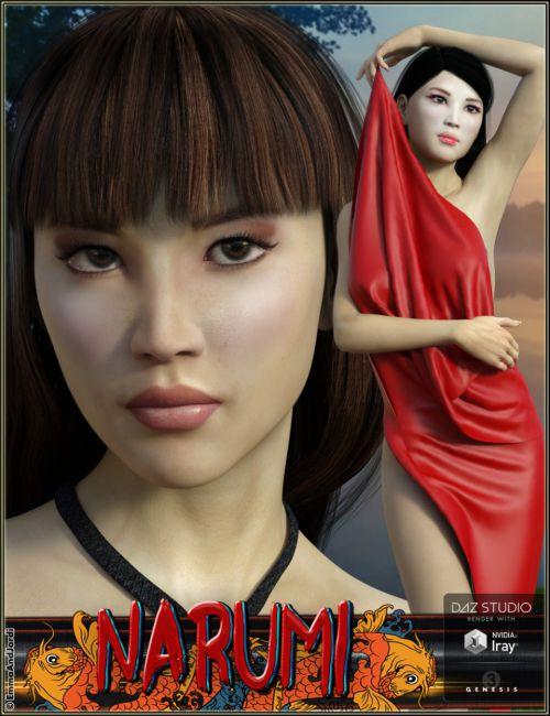 EJ Narumi for Genesis 3 Female(s)