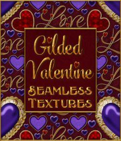 Gilded Valentine Textures w/Gift