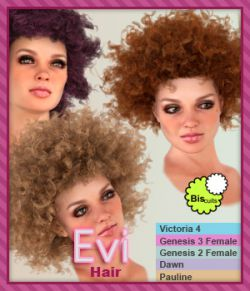 Biscuits Evi Hair