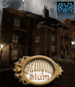 Steampunk Slum