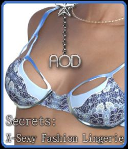 SECRETS: X-Sexy Fashion Lingerie