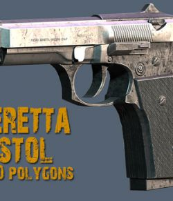 Beretta M9 Pistol- Extended License