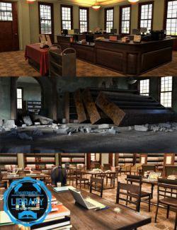 i13 Library Environment