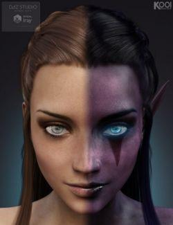Astrid for Genesis 3 Female