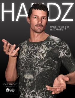 Handz for Genesis 3 Male(s)