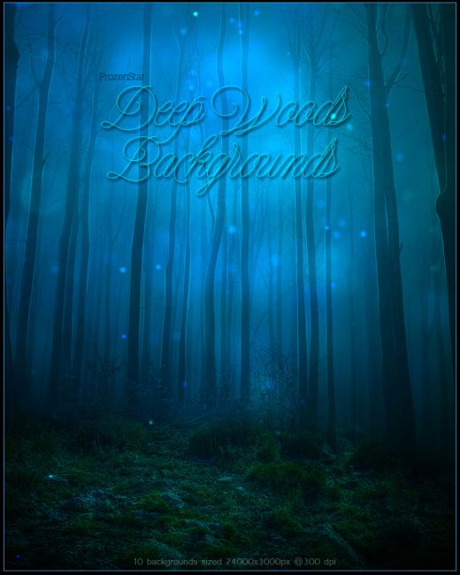 FS Deep Woods Backgrounds