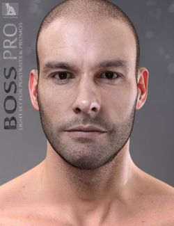 BOSS Pro Light Set for Portraits & Promos