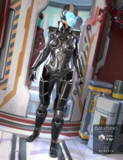 Astra Outfit for Genesis 3 Female(s)