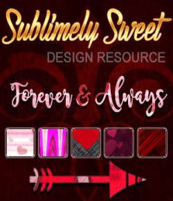 Sublimely Sweet Design Resource