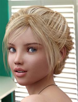Fantasy Hair for Genesis 3 Female(s)