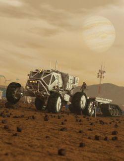 Romulus-01 Rover