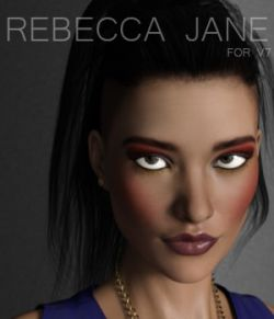 Rebecca Jane for V7