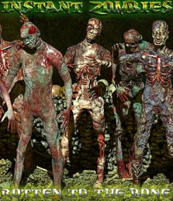 Instant Zombies 3: Rotten to the Bone