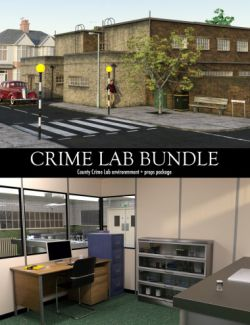 Crime Lab Bundle