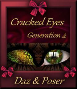 Mini Pack: Cracked Eyes for Generation 4