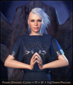 FRQ Dynamics: Acolyte Dress