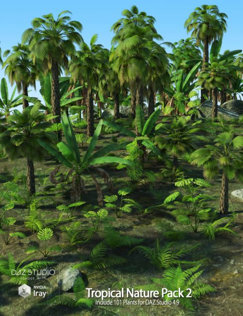 Tropical Nature Pack 2