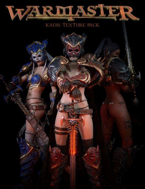 Kadis - Warmaster Texture Pack
