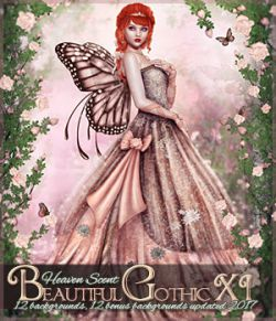Beautiful Gothic XI: Heaven Scent