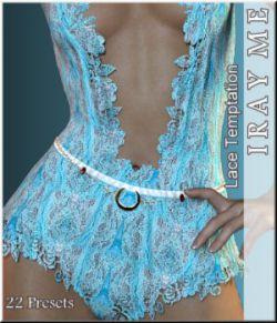 Iray Me: Lace Temptation