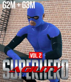 SuperHero Agility for G2M & G3M Volume 2