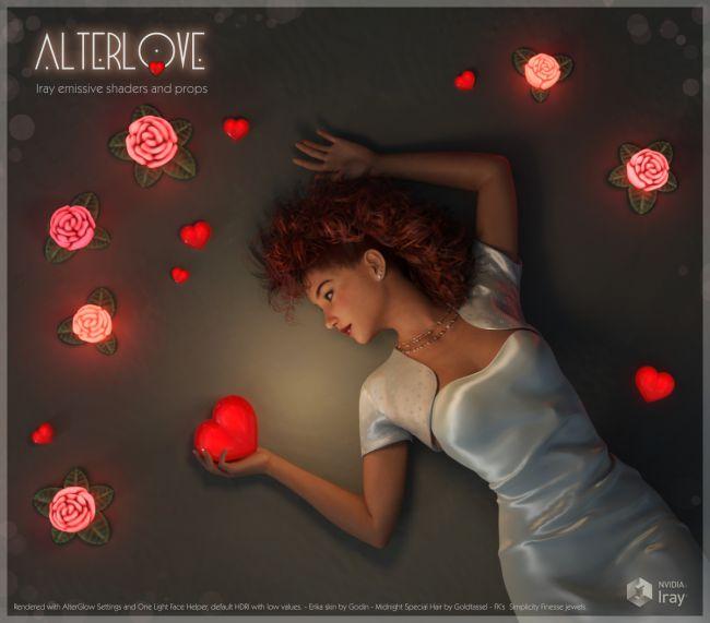 AlterLove - Iray Lighting System