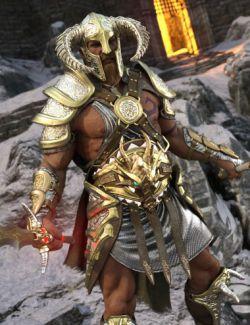 Dragonsbane Barbarian Clothing Textures