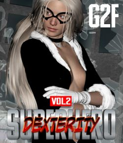 SuperHero Dexterity for G2F Volume 2