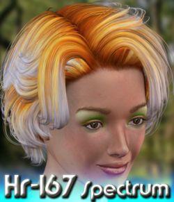 Hr-167 Spectrum