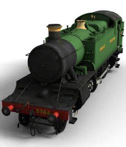 GWR Prairie Tank Engine