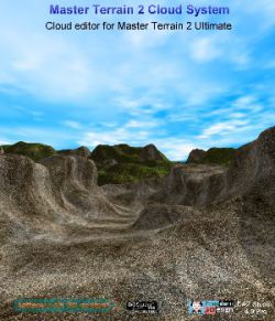 Master Terrain 2 Cloud System