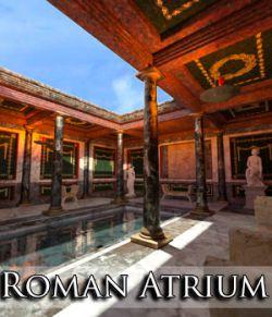 AJ Roman Atrium