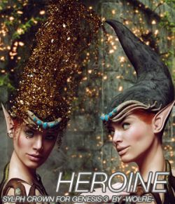 HEROINE- Sylph Crown G3F