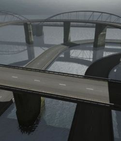 Roads and Bridges - Extended License