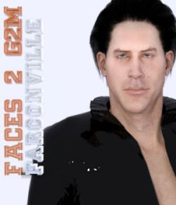 Faces 2 for Genesis 2 Male and Michael 6