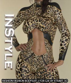 InStyle- Fashion BodySuit2 for G3F