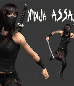 Ninja Assassin- Extended License