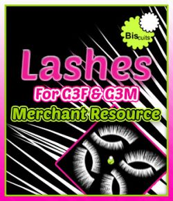 Biscuits Lashes G3F G3M Merchant Resource