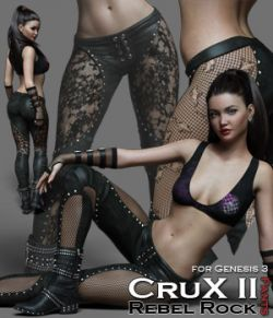 CruX II- Rebel Rock Pants