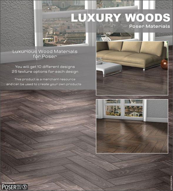 Poser - Luxury Woods