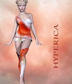 Hyperica - Outfit for Genesis 3 Female