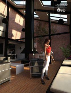 Modern NY Style Loft