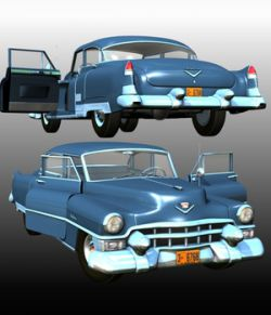 CADILLAC 1953 FLEETWOOD - Extended License